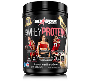 100% WHEY PROTEIN FOR HER